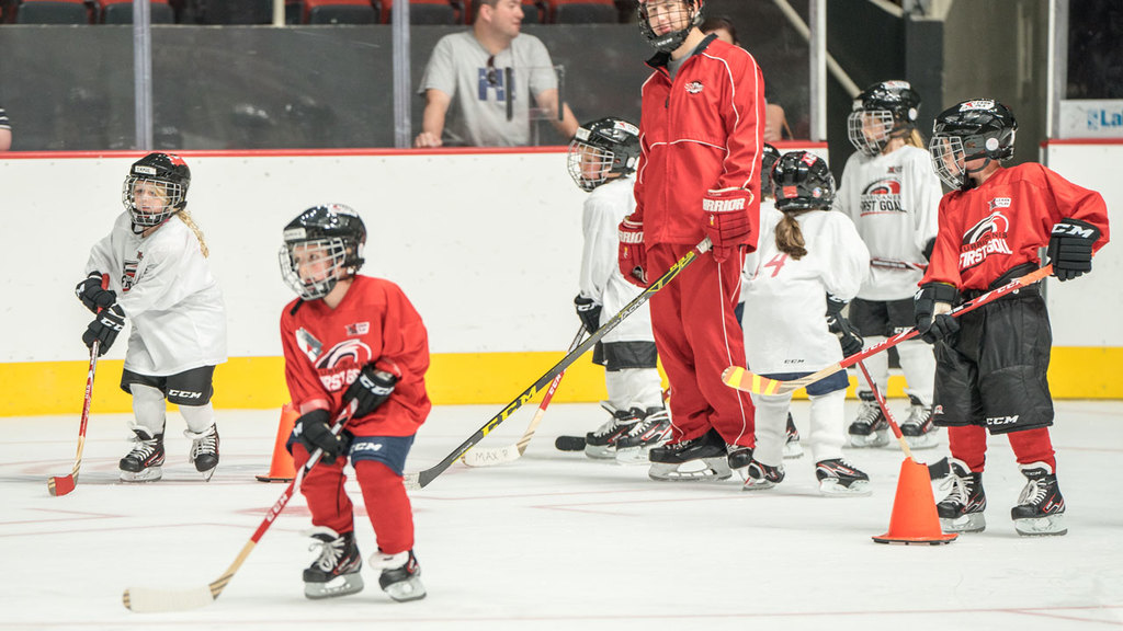 First Goal Youth Hockey Program