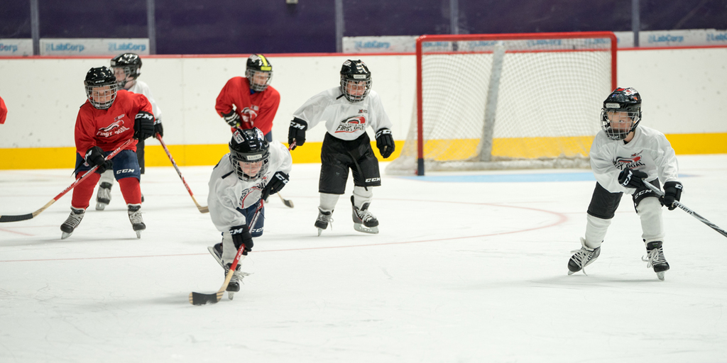 Checkers, Extreme Ice Center Launch Mini Checkers program
