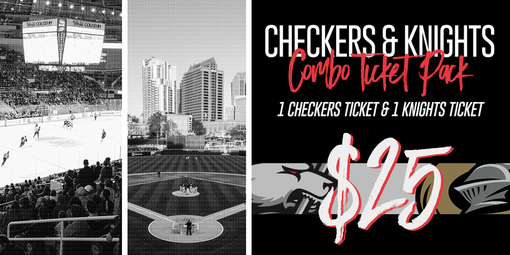 Charlotte Checkers / Charlotte Knights Ticket package