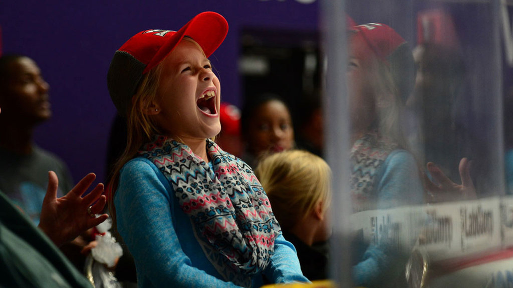 Charlotte Checkers Family Nights
