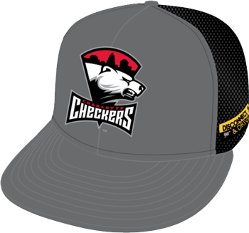 Free Charlotte Checkers group hat