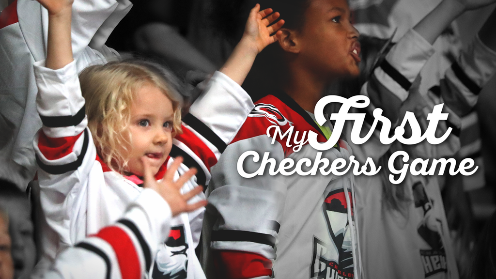 My First Checkers Game