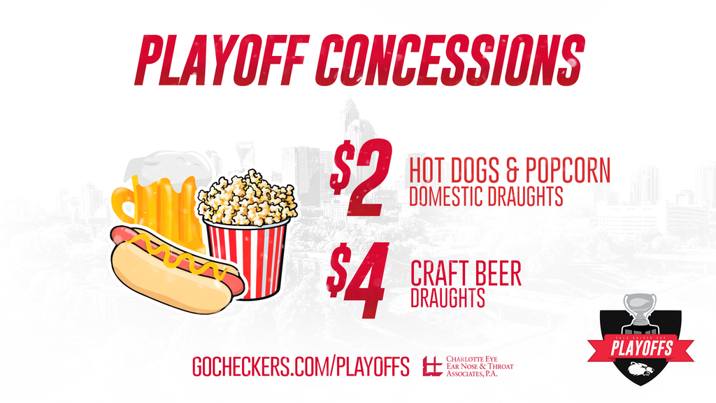 Playoff Concessions