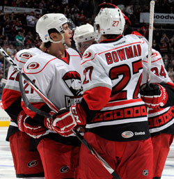 Charlotte Checkers Hockey 101