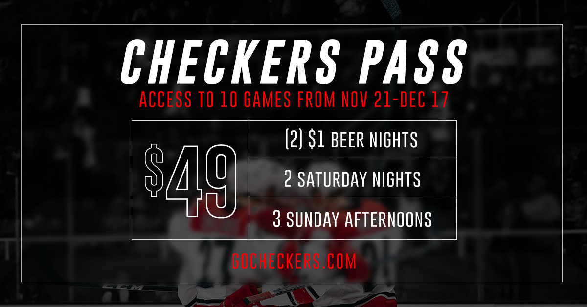 Checkers Pass