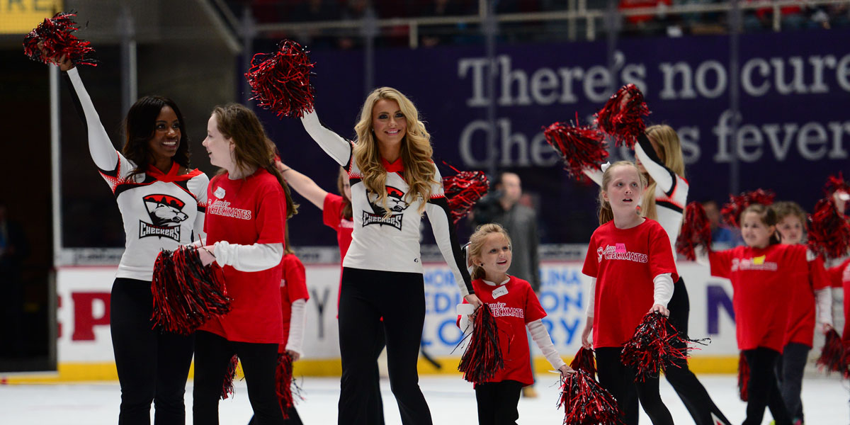Charlotte Checkers Jr. CheckMates