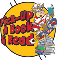 Charlotte Checkers Pick up a Book and Read